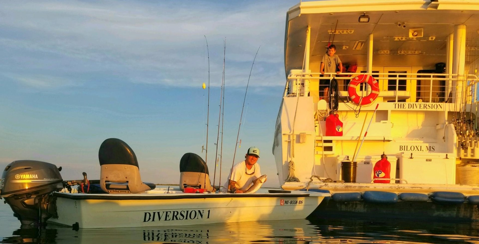 Chandeleur islands fishing charters diversion charters for Chandeleur islands fishing charters